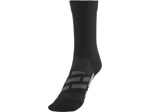 Cube Mountain Calcetines, negro